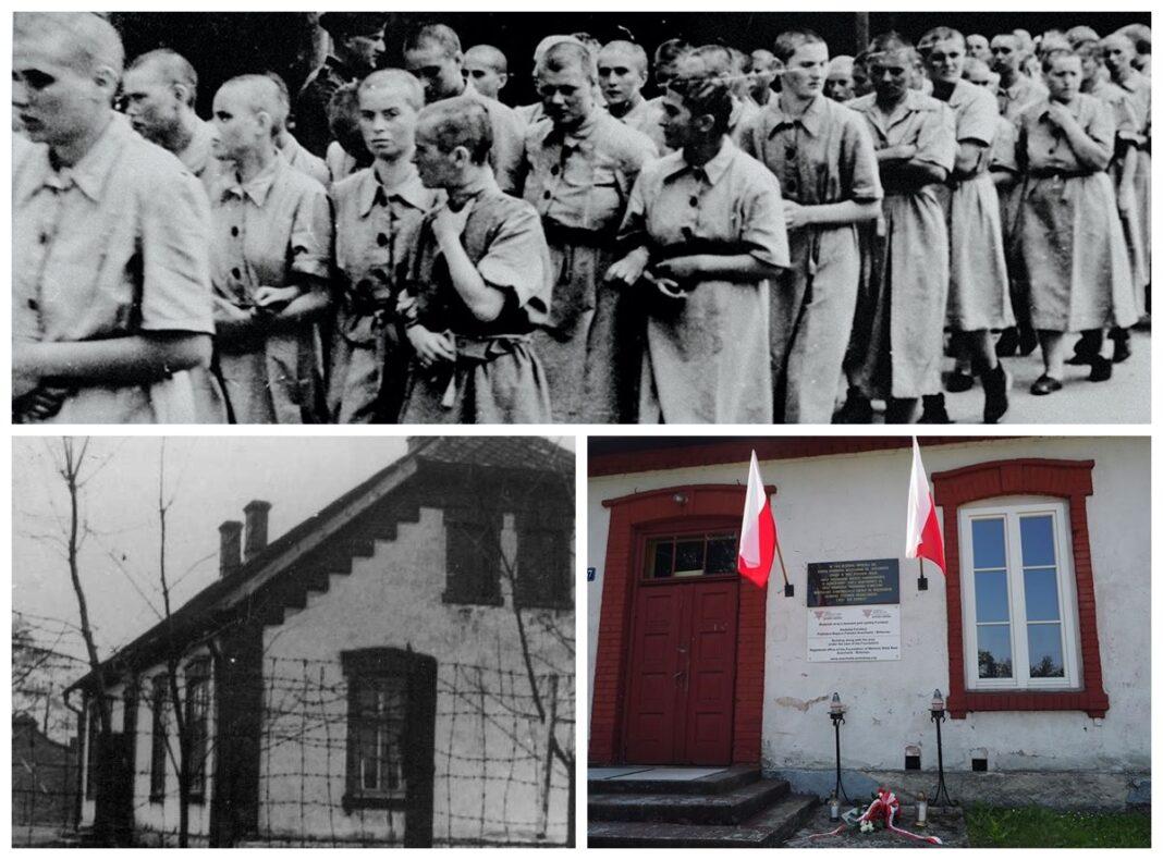 78 rocznica utworzenia karnej kompanii kobiet KL Auschwitz Bor Budy