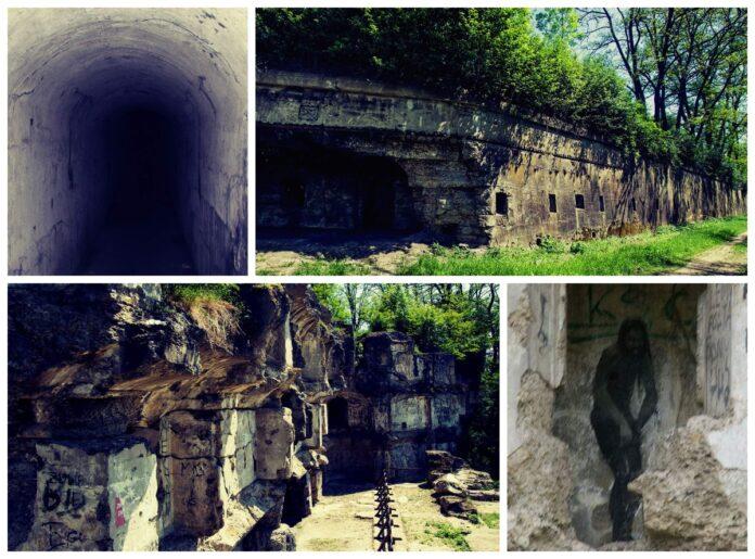 twierdza fort xiii w bolestraszycach san rideau
