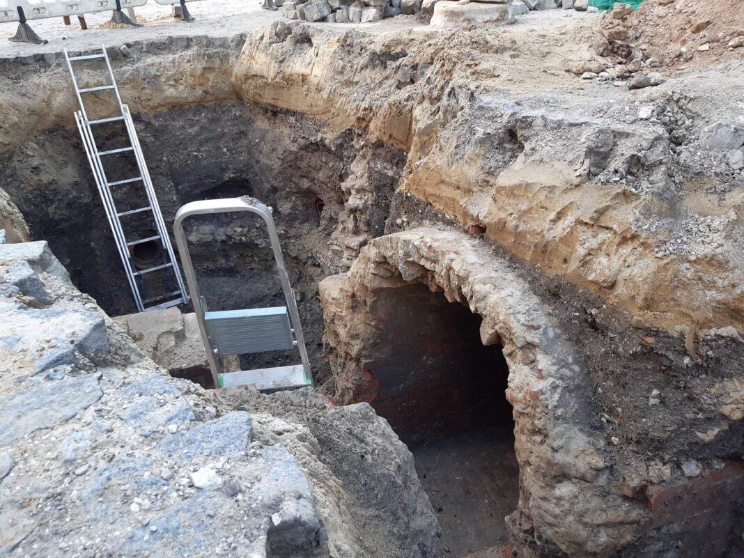 podziemny tunel Chełm