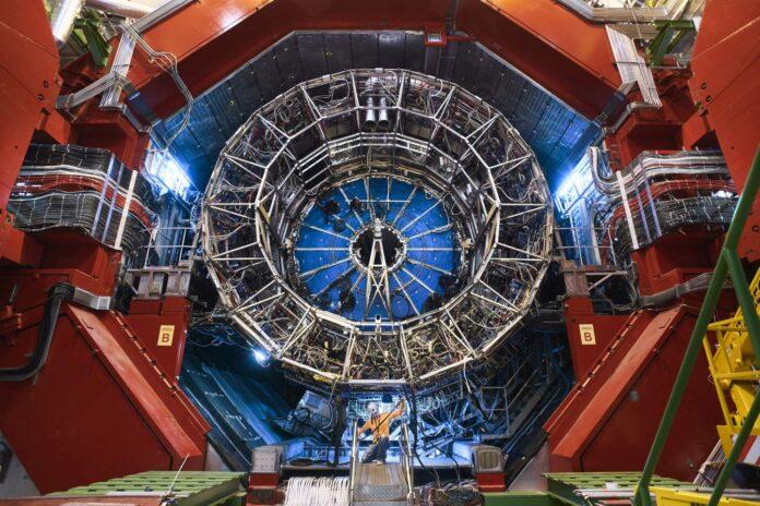 eksperyment Alice Alicja Wielki Zderzacz Hadronów LHC CERN