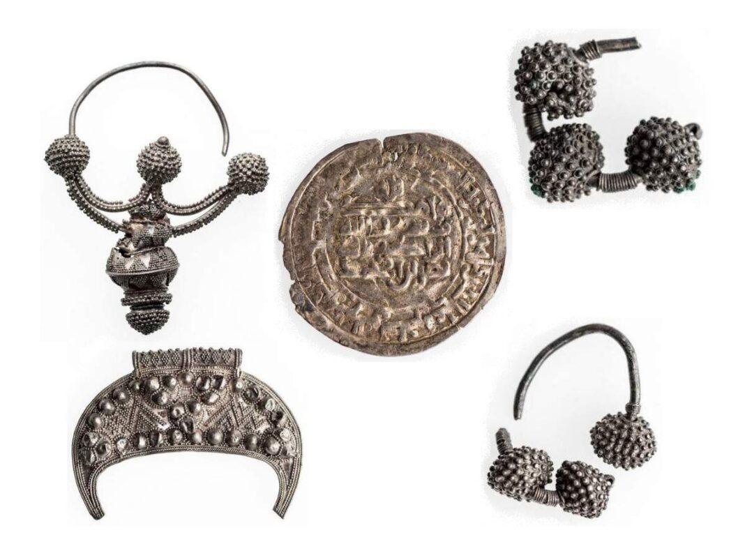 Srebrny skarb z Pińska