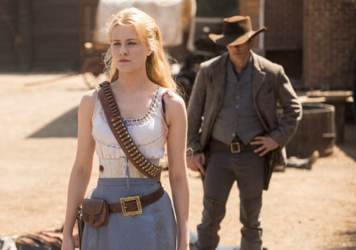 serial Westworld Dolores