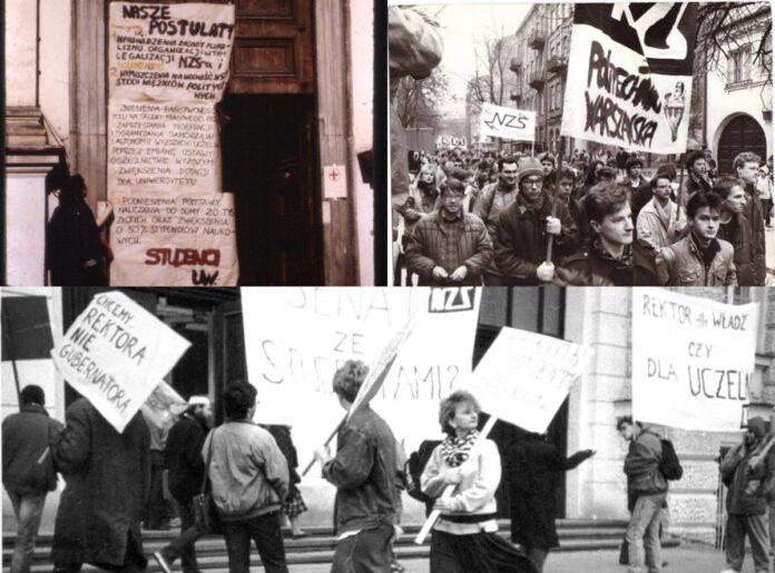 Niezależne Zrzeszenie Studentów fot. Wikimedia commons