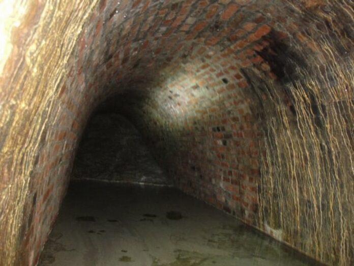 tunel Zamek Książąt Pomorskich