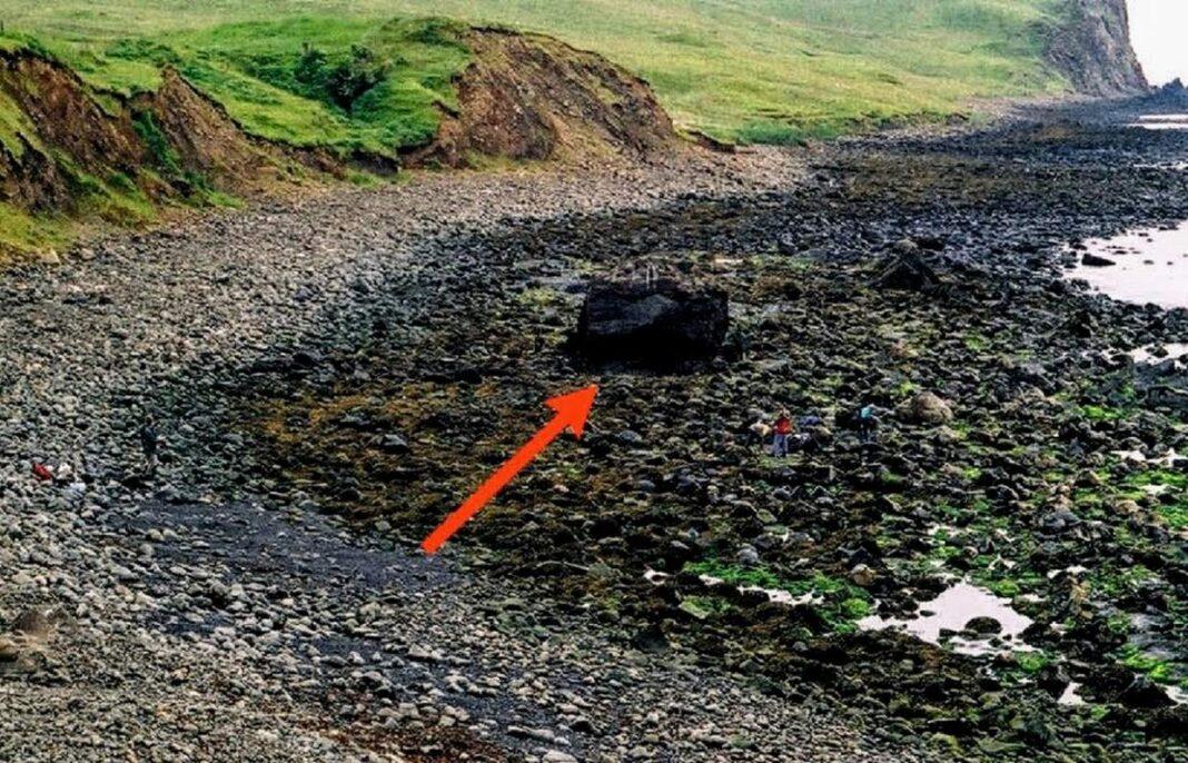 granica geologiczna w Szkocji