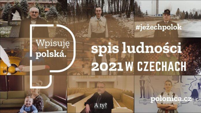 Wpisuje Polska - spis natury w Czechach