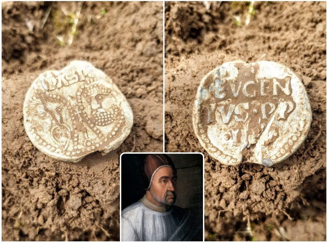 Papieska bulla Eugeniusza IV z XV