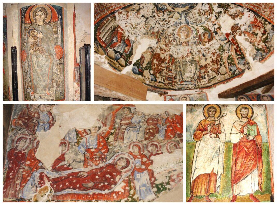 malowidła Deir al-Surian