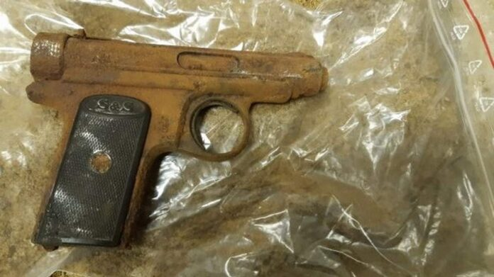 Pistolet Sauer