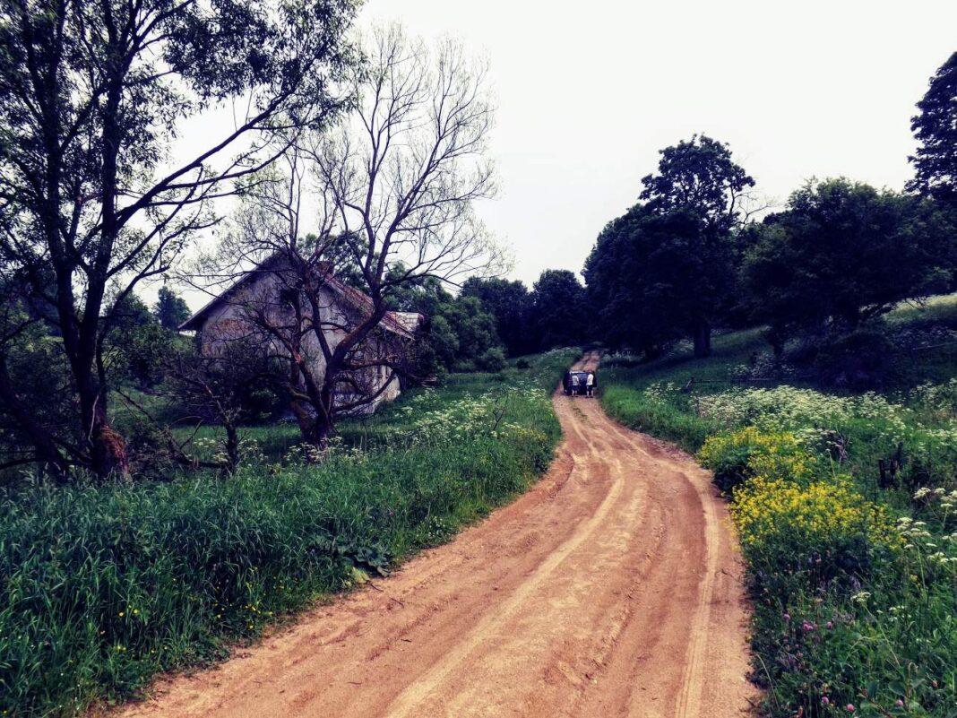 Radocyna - tajemnicza opuszczona wieś na dawnej Łemkowszczyźnie