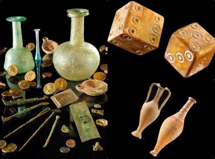 wykopaliska Cypr Nea Pafos