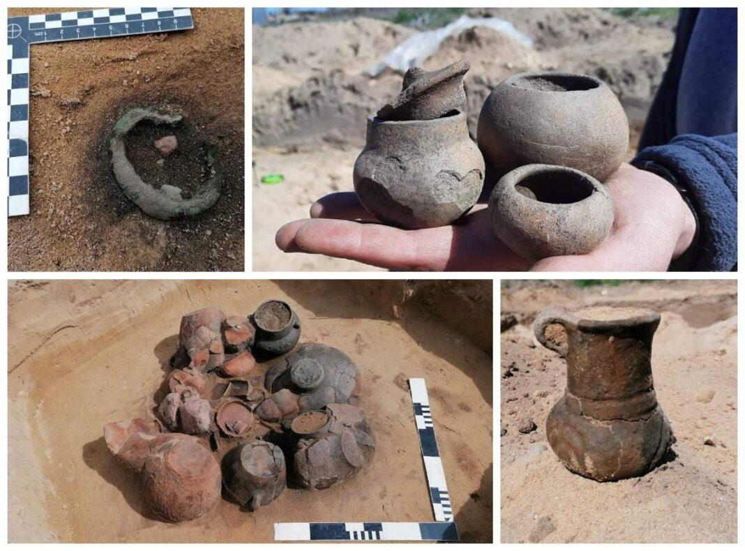 naczynia ceramiczne badania archeologiczne
