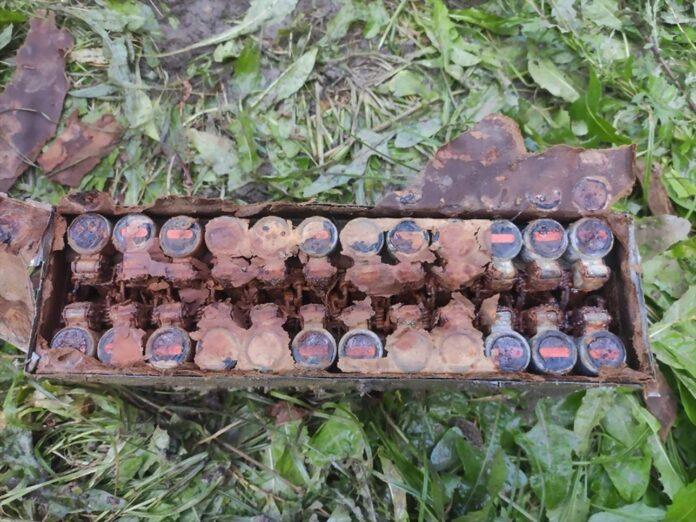 zapalniki do granatow wz 31